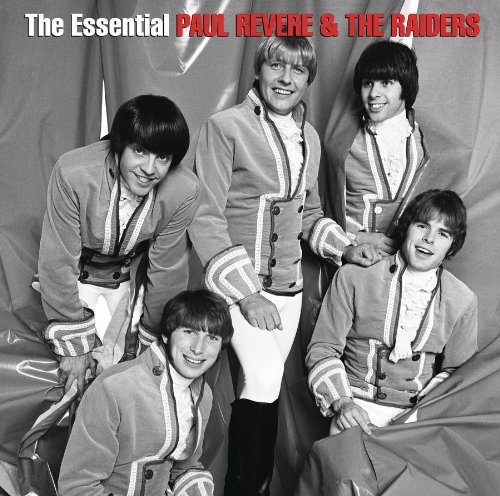 Paul Revere & The Raiders Kicks cover art
