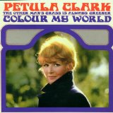 Colour My World sheet music by Petula Clark