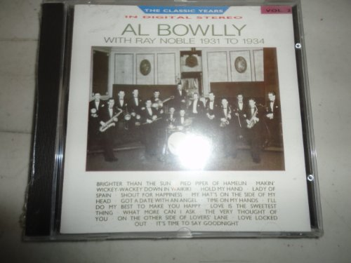Al Bowlly Shout For Happiness cover art