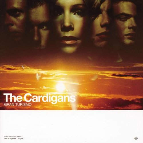 The Cardigans My Favourite Game cover art