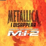 I Disappear sheet music by Metallica