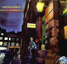 David Bowie Lady Stardust cover art