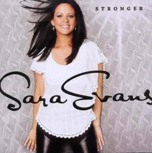 Sara Evans A Little Bit Stronger cover art