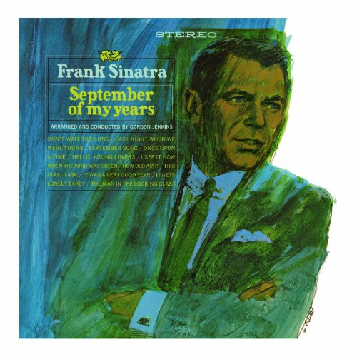 Frank Sinatra The September Of My Years cover art