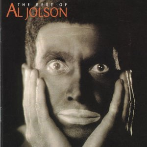 Al Jolson There's A Rainbow Round My Shoulder cover art