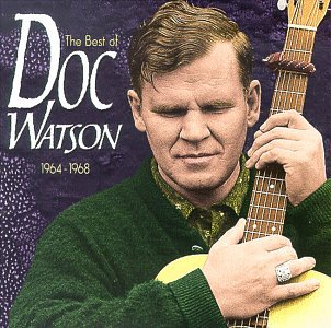 Doc Watson Deep River Blues cover art