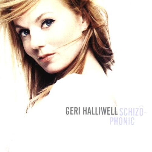 Geri Halliwell Lift Me Up cover art