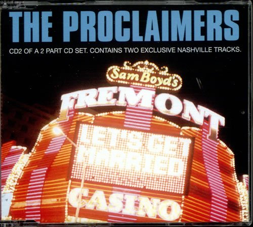 The Proclaimers Letter From America cover art
