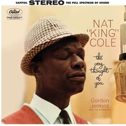 Nat King Cole For All We Know cover art