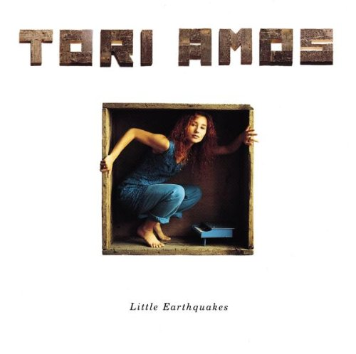 Tori Amos Silent All These Years cover art