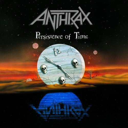 Anthrax Belly Of The Beast cover art