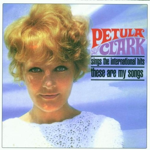 Petula Clark Don't Sleep In The Subway cover art