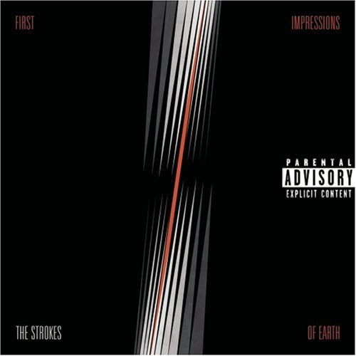 The Strokes Vision Of Division cover art