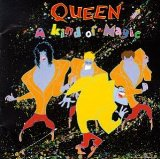 A Kind Of Magic sheet music by Queen