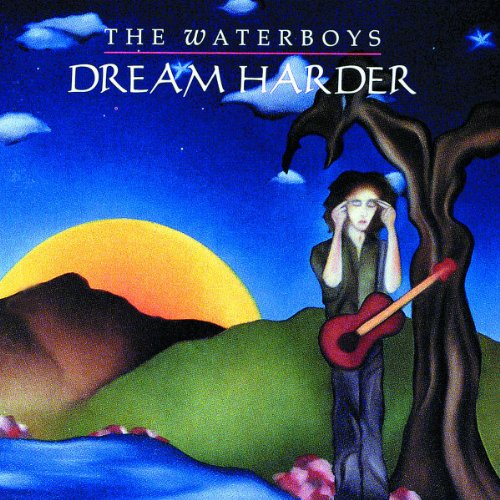 Waterboys Love And Death cover art