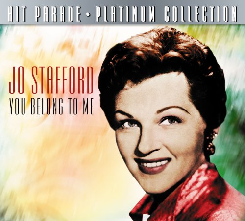 Jo Stafford It Could Happen To You cover art