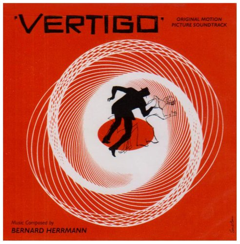 Bernard Herrmann Scene D'Amour (from Vertigo) cover art