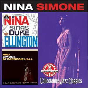 Nina Simone It Don't Mean A Thing (If It Ain't Got That Swing) cover art