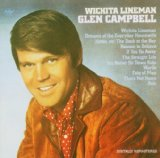 Wichita Lineman sheet music by Glen Campbell