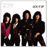 Lick It Up sheet music by KISS