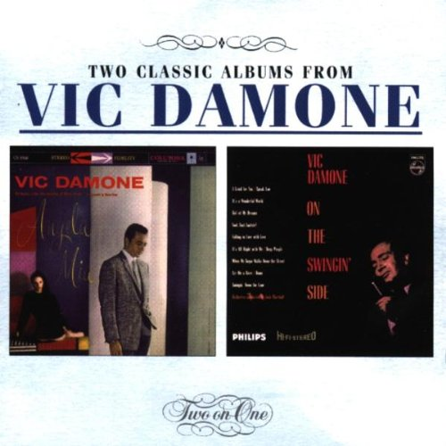 Vic Damone You're Breaking My Heart cover art