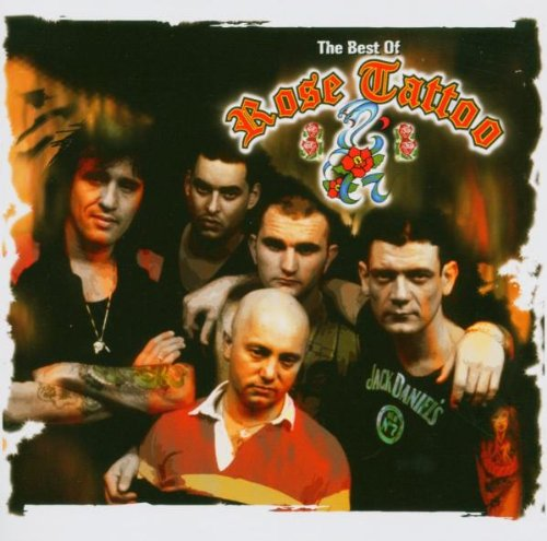 Rose Tattoo Bad Boy For Love cover art