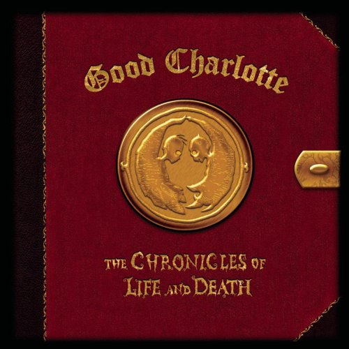 Good Charlotte I Just Wanna Live cover art