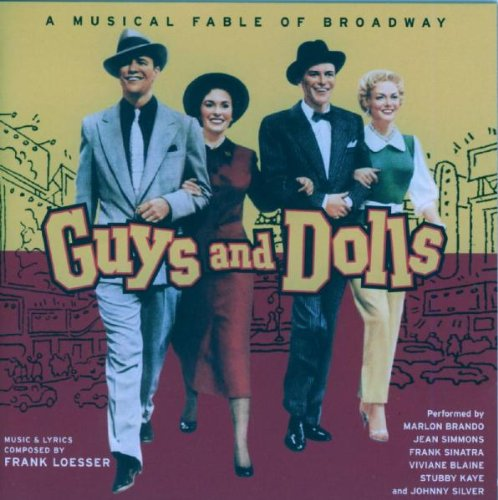 Frank Loesser If I Were A Bell (from Guys and Dolls) cover art