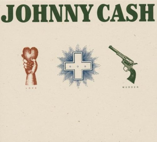 Johnny Cash Man In White cover art