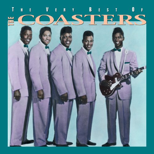 The Coasters Young Blood cover art