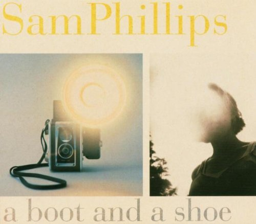 Sam Phillips If I Could Write cover art