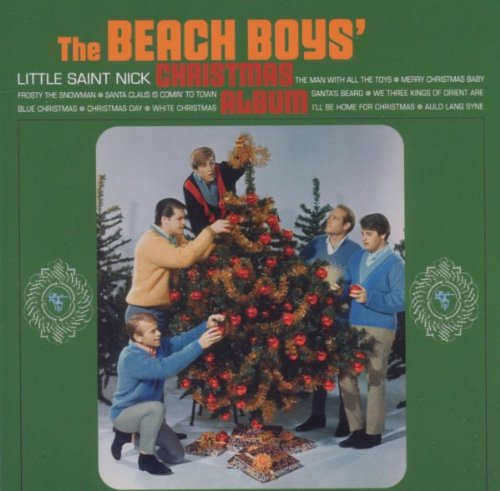 The Beach Boys Santa's Beard cover art