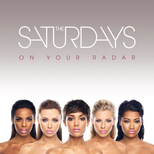 The Saturdays All Fired Up cover art