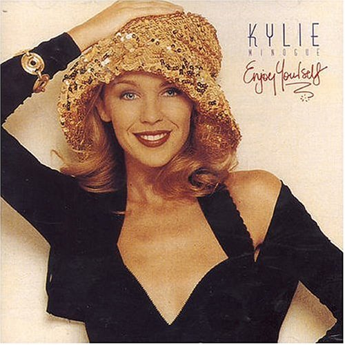 Kylie Minogue Hand On Your Heart cover art