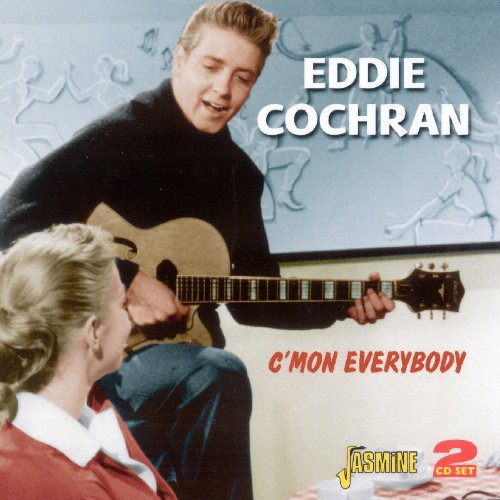 Eddie Cochran C'mon Everybody cover art