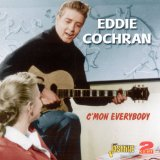 C'mon Everybody sheet music by Eddie Cochran