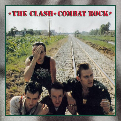 The Clash Overpowered By Funk cover art