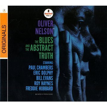 Oliver Nelson Stolen Moments cover art