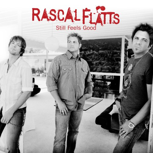 Rascal Flatts She Goes All The Way cover art