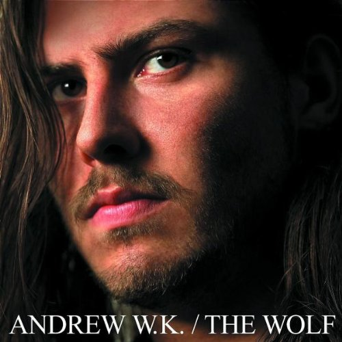 Andrew WK Tear It Up cover art