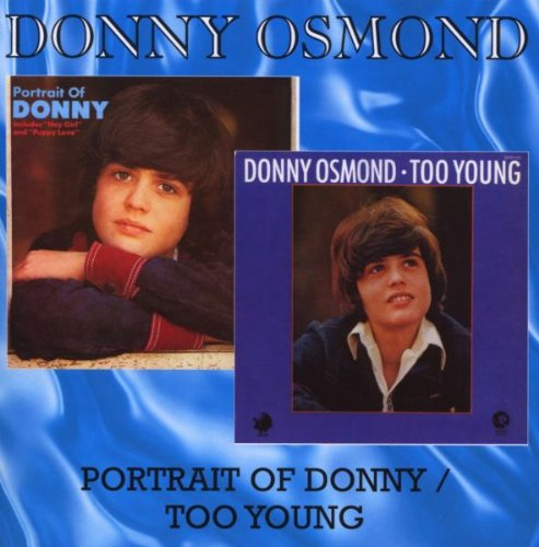 Donny Osmond Puppy Love cover art