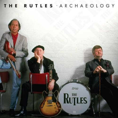 The Rutles Shangri-La cover art
