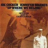 Up Where We Belong (from An Officer And A Gentleman) sheet music by Joe Cocker and Jennifer Warnes