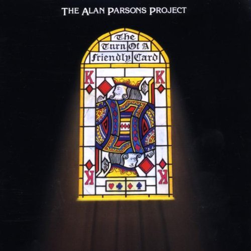 The Alan Parsons Project Games People Play cover art