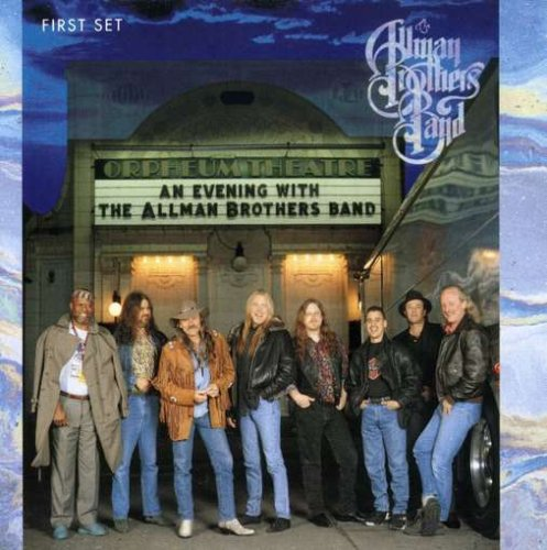 The Allman Brothers Band Revival cover art