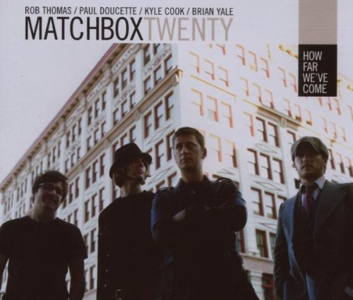 Matchbox Twenty How Far We've Come cover art