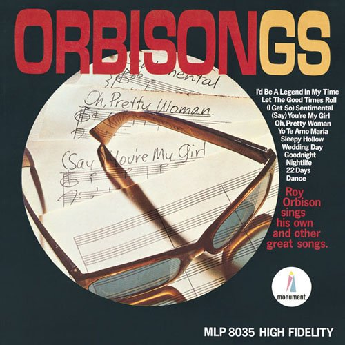 Roy Orbison Oh, Pretty Woman cover art