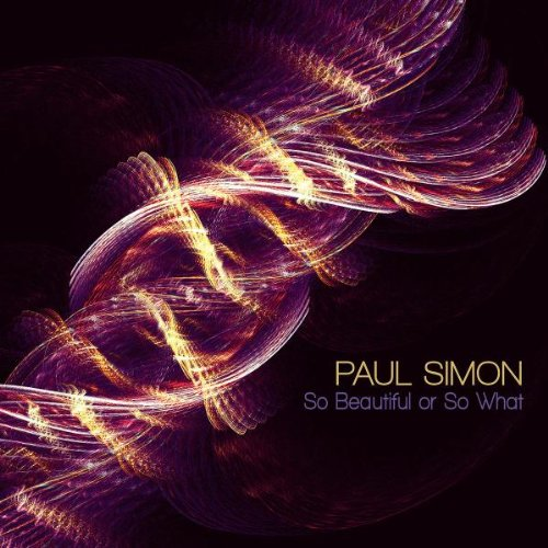 Paul Simon So Beautiful Or So What cover art