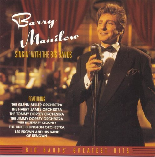 Barry Manilow I Should Care cover art