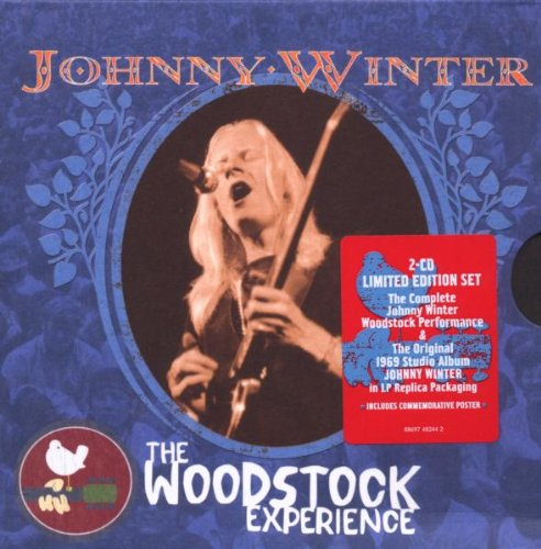 Johnny Winter Good Morning Little Schoolgirl cover art